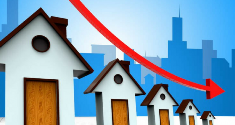 Falling Property Prices is Bad News